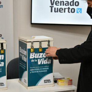 Desde las 11 horas: el Gobierno Municipal llevará adelante una nueva apertura de Buzones de la Vida