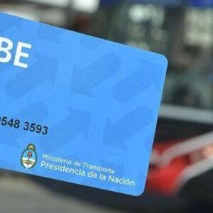 Actualización de tarjetas SUBE para jubilados y pensionados