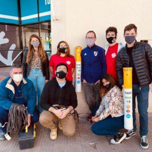 Recolección de colillas de cigarrillos, un proyecto que se instala en la ciudad