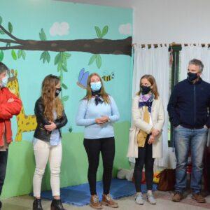 """""""Venado Ayuda"""" y el Gobierno Municipal inician el primer Curso de Carpintería en el Hogar Pablo VI"""