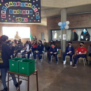 """Más Escuelas se suman al compromiso de cuidar el Medio Ambiente con el Programa """"Reciclar Venado"""""""