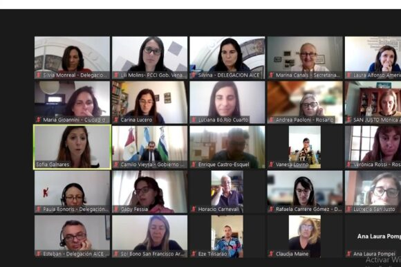 Venado Tuerto se postuló para ser sede del V Encuentro de la Red Argentina de ciudades educadoras