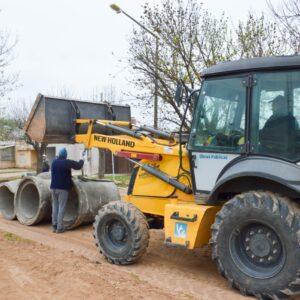 El Gobierno Municipal aumenta el ritmo de trabajo para ejecutar nuevas obras públicas