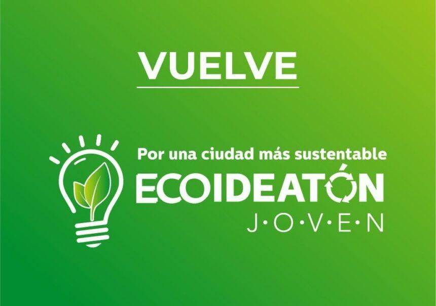 Se larga la segunda edición del Eco Ideatón Joven