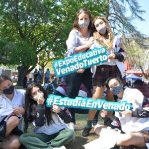 La ExpoEducativa 2021 ya está en marcha en la plaza San Martín