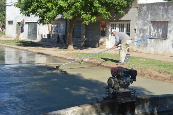 Plan de arreglos en marcha: nuevos trabajos del Municipio para el mantenimiento de calles