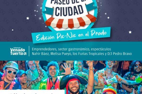 Hoy en el Prado de María: El Gobierno municipal impulsa un picnic con espectáculos para disfrutar en familia