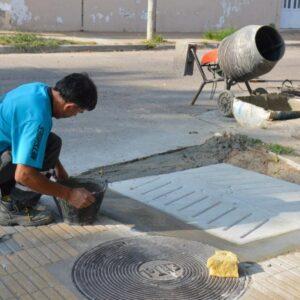 El Gobierno municipal avanza con su plan de construcción de rampas de accesibilidad